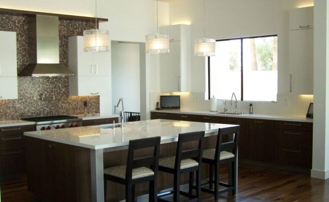 Modern Kitchen 1